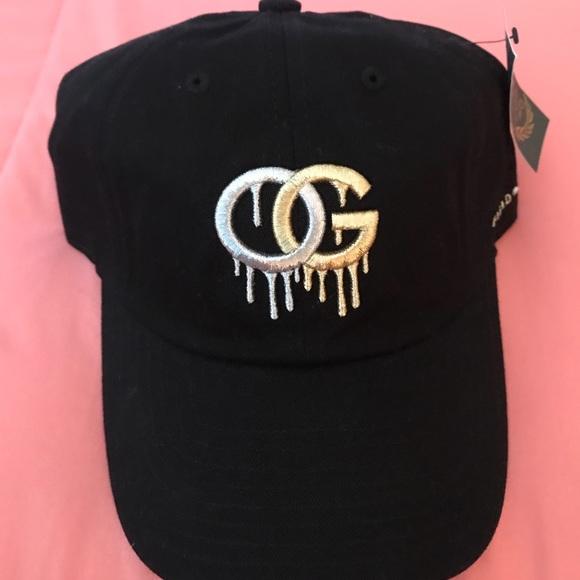 b5ee907de7b Melting OG Field Grade Strapback Cap Hat